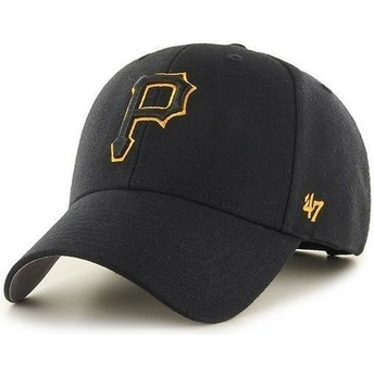 Casquette courbée noire Pittsburgh Pirates MLB 47 Brand
