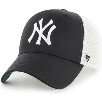 Casquette trucker noire MLB NewYork Yankees 47 Brand