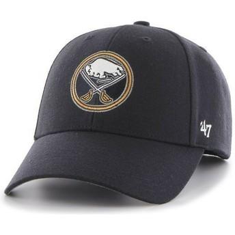 Casquette à visière courbée bleue marine NHL Buffalo Sabres 47 Brand