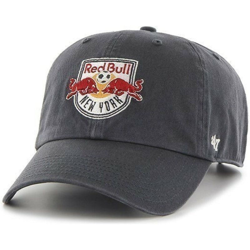 casquette-courbee-bleue-marine-new-york-red-bulls-fc-clean-up-47-brand